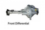 REMANUFACTURED DIFF ASSY (4.10)