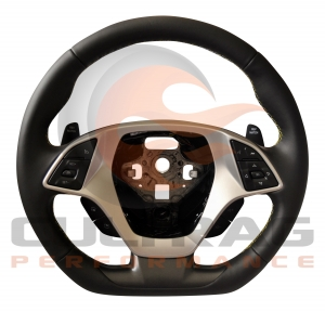 2016 Chevrolet C7 Corvette D Shaped Steering Wheel