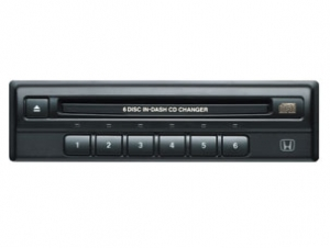 2011 Honda Element 6 Disc In-Dash CD Changer