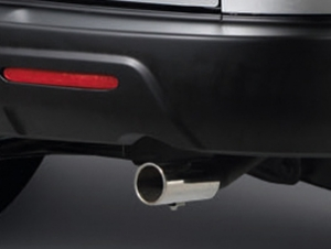 2011 Honda Element Chrome Exhaust Finisher
