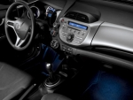 2012 Honda Fit Interior Illumination