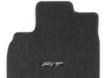 2012 Honda Fit Carpet Floor Mats