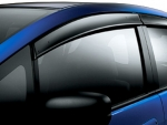 2012 Honda Fit Door Visors