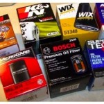 Oil Filter Comparison Determines Wix, K&N and Toyota Make Best Oil Filters