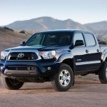 Toyota Tacoma Sales Will Pass GMC Sierra in 2013