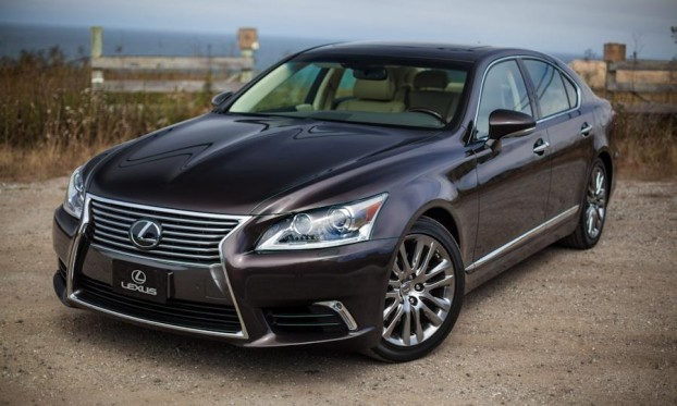 2013 Total Quality Awards - Lexus LS, Tacoma, FJ Cruiser Win
