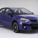 2014 Toyota Corolla Unveiled – Improved Styling, LED Lights and Better Fuel Efficiency