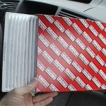 Toyota Maintenance – How to Change Cabin Air Filter