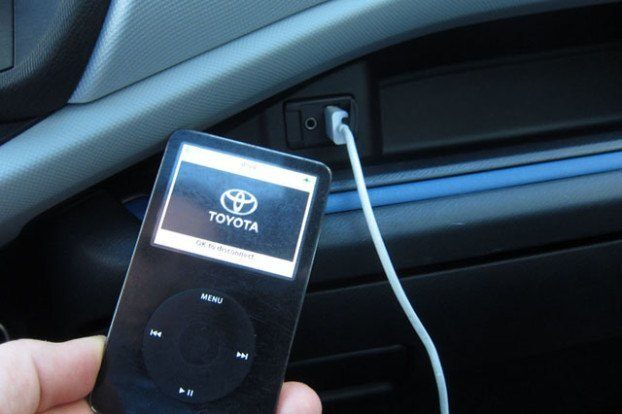 Toyota Prius Tips - Connect iPod