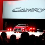 2015 Toyota Camry vs. 2015 Hyundai Sonata – NYIAS First Glance