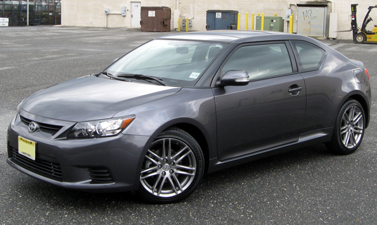 Scion tC Maintenace - Shock and Spring Replacement