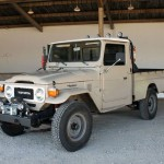 1980 Toyota Land Cruiser FJ45: A Pickup with a Story to Tell