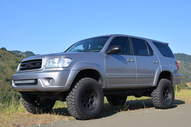 Lifted Sequoia 1