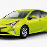 Bright Green Prius Uses Science To Stay Cool In The Sun