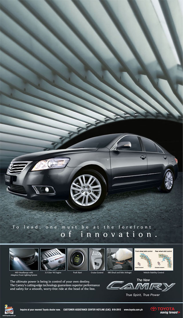 Best Camry ad 3