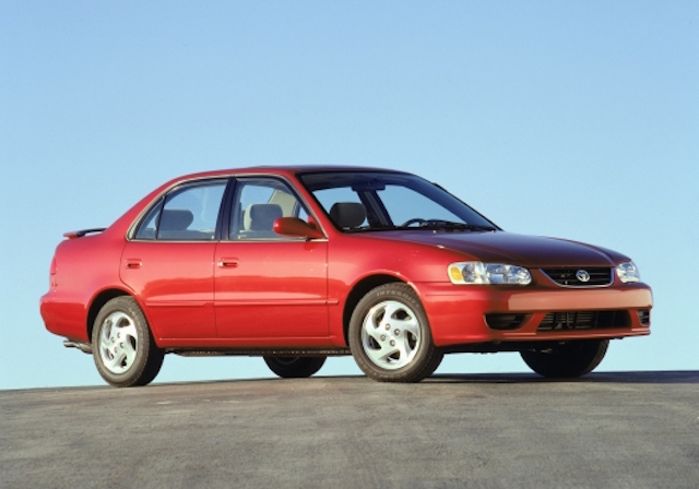 8th Generation Corolla