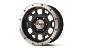 Trd 16-In Off-Road Bead-lock-Style