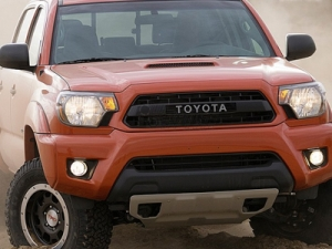 TRD PRO TOYOTA GRILLE 2012-2015 TACOMA