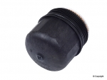 Genuine Volvo Oil Filter Cap This item includes a free oil filter.