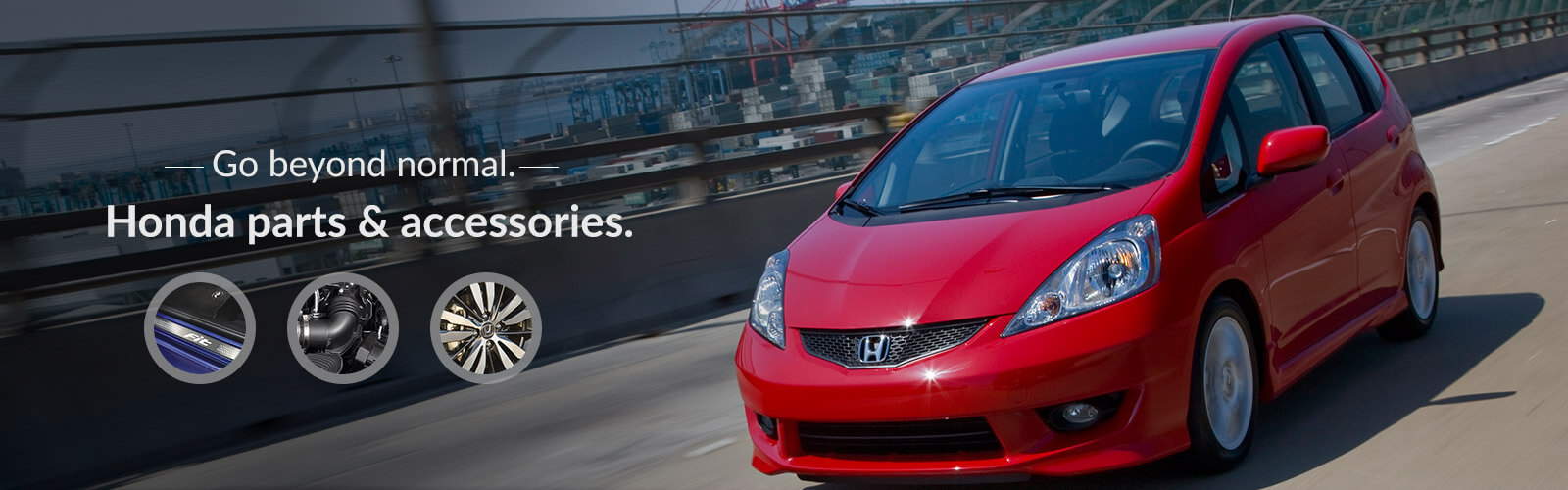Honda Parts and Accessories