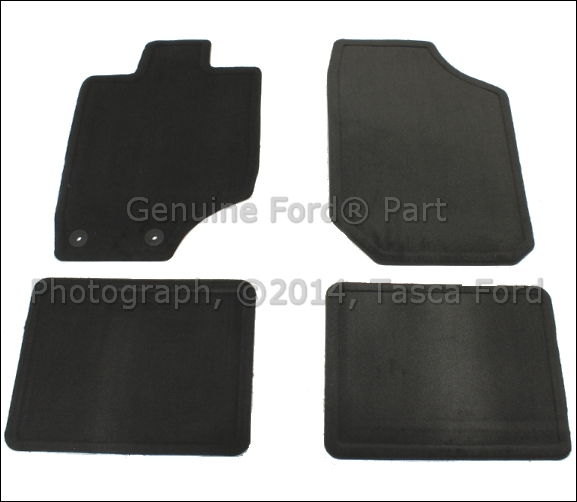 Kit - Floor Contour Mat - Ford (AE5Z-5413300-AB)