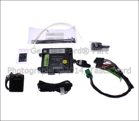 Remote Start System Bi Directional For 2011 Ford Expedition Al1z 19g364 A Genuine Factory