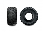 Traxxas Monster Jam Tires With Foam Inserts Set of 2