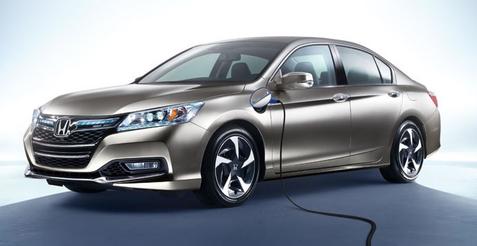 2015 Honda Accord Plug-In Hybrid