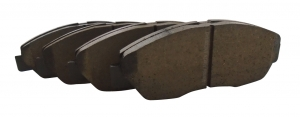 2010 Honda CIVIC COUPE DX FRONT BRAKE PADS - (45022SNEA51)