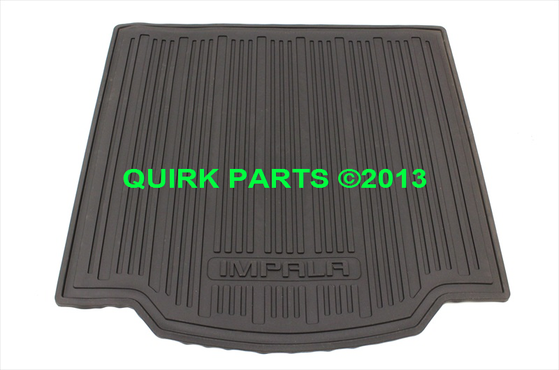 2014 Chevy Impala Cargo Area Mat OEM BRAND NEW Genuine Part # 22995319