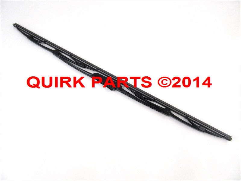 2008-2014 Nissan Rogue Left Driver Windshield Wiper Blade OEM NEW Genuine