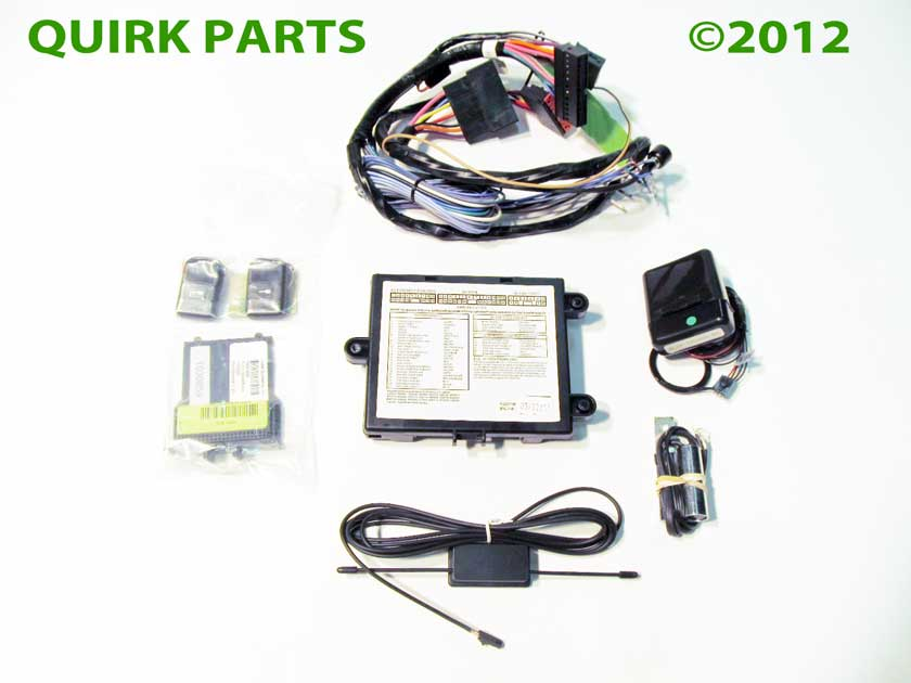 ford lincoln mercury remote start system oem new for 2010 ford edge 7l2z 19g364 aa