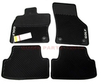 2015 VW Volkswagen GOLF MK7 All Season Rubber Monster Mats Set Of 4 GENUINE OEM