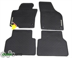 2009-2013 VW Volkswagen Tiguan Monster Floor Mats Set of 4 GENUINE OEM NEW