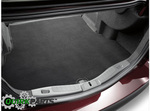 2013-2016 Ford Fusion Hybrid Black Carpeted Trunk Cargo Mat Liner Rug OEM