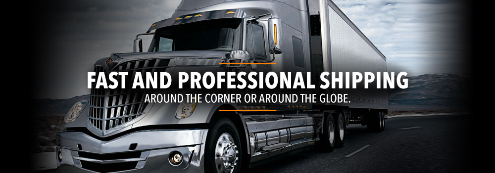 Fast and professional shipping - newautoparts.com