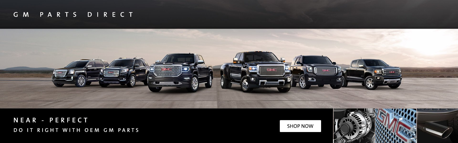 gmc trucks oem parts and accessories