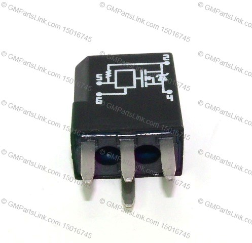 Relay Gm 15016745