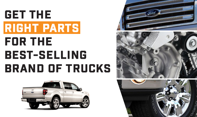 OEM Ford Parts Banner 2