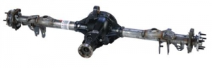 Complete Axle Assembly