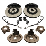 BRAKE KIT 6 PISTON 15 IN MGT/MSVT