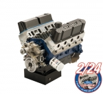CRATE ENGINE 427 X-HEAD IRON BLOCK - FRONT SUMP