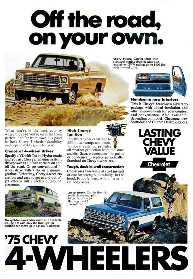 Chevy truck ad 1