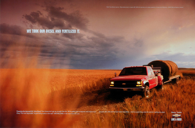 Chevy truck ad 6
