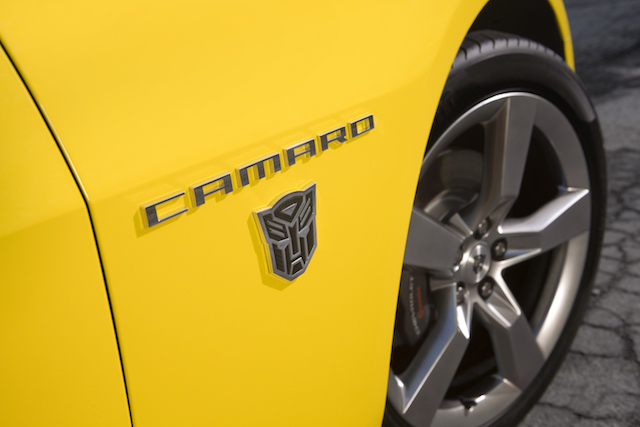 Camaro facts bumblebee