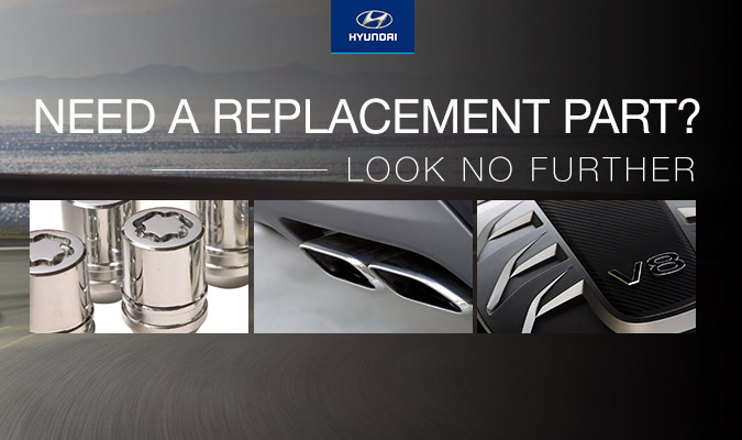 Need a replacement part? - Look no further