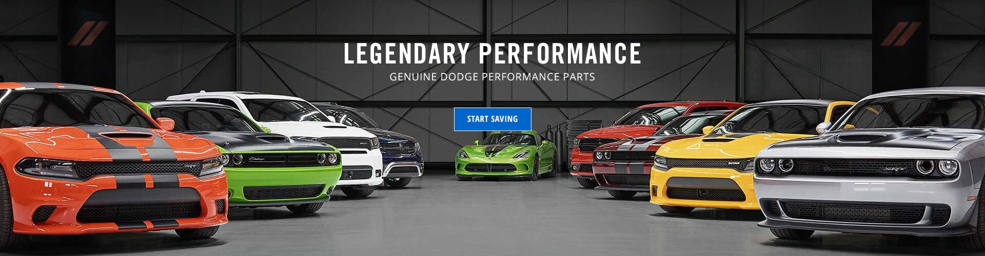 OEM Dodge Performance Parts