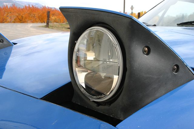 Miata headlight