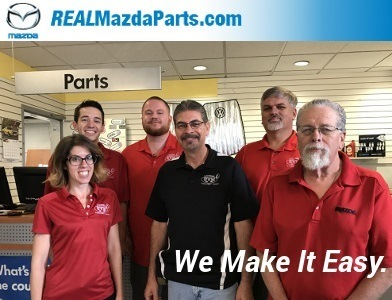 The REALMazdaparts.com Team