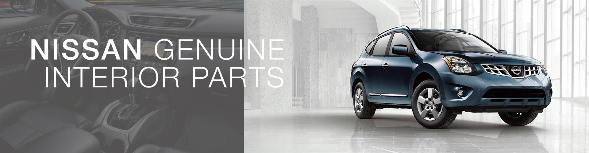 Nissan Genuine Interior Parts